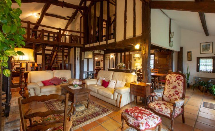 Maison typique Landaise 3